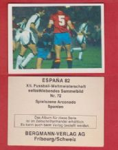 Spain Luis Arconada Real Sociedad 72